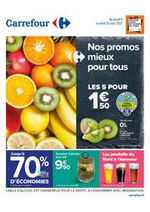 Prospectus Carrefour : Nos promos mieux pour tous