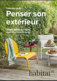 Prospectus Habitat Paris La Défense - Puteaux : Penser son extérieur