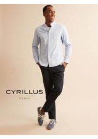 Prospectus Cyrillus St Germain en laye : Collection Chemises / Homme