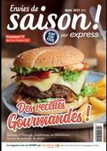 Prospectus Carrefour Express : Des Recettes Gourmandes !