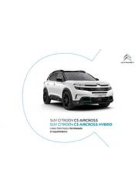 Prospectus Citroen AUBERVILLIERS : Suv Citroën C5 Aircross
