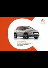 Prospectus Citroen AUBERVILLIERS : Citroën C3 Aircross