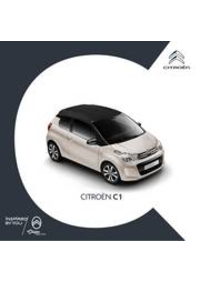 Prospectus Citroen PARIS 62 AVENUE DE LA REPUBLIQUE : Citroën C1