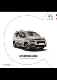 Prospectus Citroen LE PORT MARLY : Citroën Berlingo