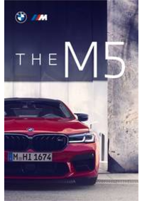 Prospectus BMW PARIS 4 : BMW M5