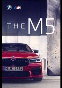 Prospectus BMW LE CHESNAY : BMW M5
