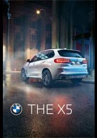 Prospectus BMW LE CHESNAY : BMW  X5