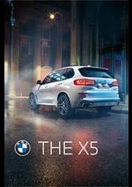 Promos et remises  : BMW  X5