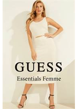 Prospectus Guess : Essentials Femme