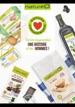Promos et remises  : Les produits à la marque naturéO