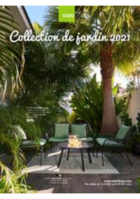 Prospectus Casa BRUXELLES City 2 : Collection de jardin 2021