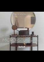 Prospectus Porcelanosa : Micro-stuk