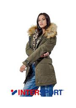 Prospectus Intersport : Coats & Jackets
