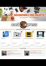 Prospectus Cash Express : Offres Cash Express