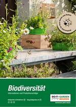 Promos et remises  : Biodiversität Broschüre