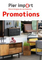 Prospectus pierimport : Promotions Pier Import
