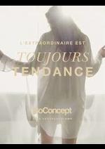 Prospectus  : Toujours Tendance