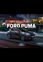Prospectus Ford : Ford Puma