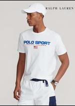 Prospectus RALPH LAUREN : Collection T-Shirts / Homme