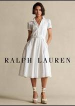 Prospectus RALPH LAUREN : Collection Robes