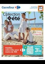 Prospectus Carrefour : Collection TEX été