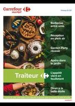 Prospectus Carrefour Market : Traiteur