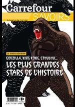 Prospectus Carrefour : Les plus grandes stars de l'histoire