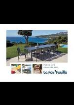 Prospectus La Foir'Fouille : Plein Air Collection 2021