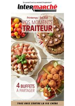 Prospectus Intermarché Super : EVEN CATALOGUE TRAITEUR P/E