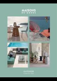Prospectus Maisons du Monde Bruxelles : Outdoor Collection 2021