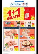 Promos et remises Carrefour Market : 1+1 Gratis