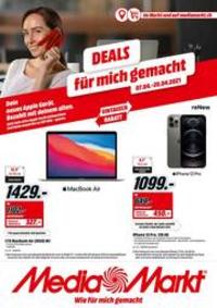 Prospectus Media Markt Bern  : Deals für mich gemacht