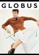 Journaux et magazines GLOBUS : Men's Spring Collection
