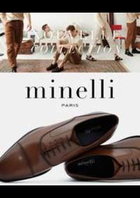 Catalogues et collections Minelli Metz 11 RUE DU PETIT PARIS : Nouveautés Chaussures Homme