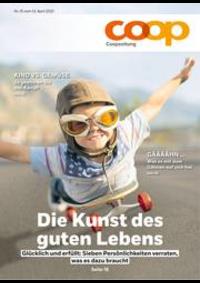 Prospectus Coop Supermarché Aarberg : Coopzeitung