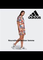 Prospectus Adidas : Nouvelle collection femme