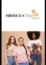 Promos et remises  : Forever 21 x Step Up