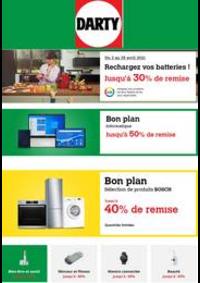 Prospectus DARTY Roncq - Neuville-En-Ferrain : Rechargez vos batteries !