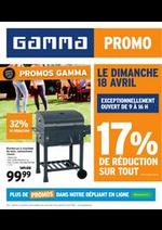 Prospectus GAMMA : Magazine de jardin