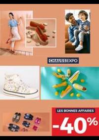 Promos et remises Chauss Expo Dunkerque : Les bonnes affaires