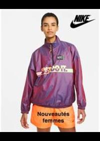 Catalogues et collections Nike PARIS : Nouveautés femmes