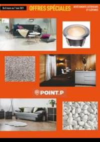 Prospectus Point P ST POL SUR MER : Offres spéciales