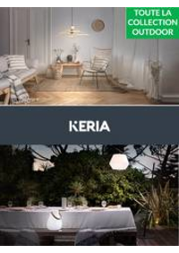 Prospectus Keria ST DOULCHARD : Collection outdoor