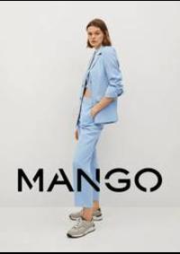 Prospectus Mango RÉGION PARISIENNE MOISSELLES-DOMONT C.C. Leclerc : Tenues de bureau