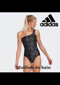 Prospectus adidas Performance Store Paris : Maillots de bain