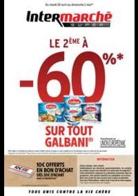 Prospectus Intermarché Super Chilly Mazarin : GEN AVRIL 3