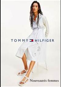 Prospectus TOMMY HILFIGER STORE PARLY 2 : Nouveautés femmes