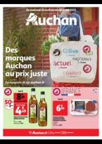 Prospectus Auchan Vélizy : Votre quotidien au prix juste !
