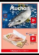 Prospectus Auchan : Profitez c'est offert !