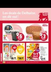 Prospectus AD Delhaize Leuven : Folder Delhaize